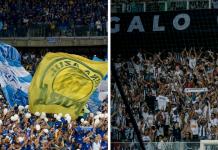 Torcedores de Cruzeiro e Atlético vivem a expectativa da final