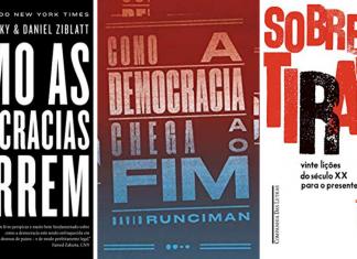 Livros debatem o momento da democracia