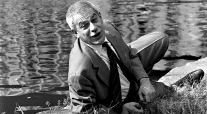O autor italiano Elio Vittorini