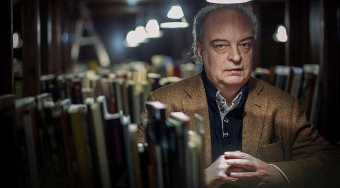 O espanhol Enrique Vila-Matas