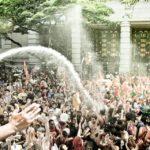 Um dos momentos do Carnaval de Belo Horizonte. Foto - Facebook-Carnaval de rua BH