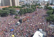 Carnaval de Belo Horizonte começa oficialmente amanhã e deve receber cerca de 5 milhões de foliões. Fotos - PBH-Divulgação