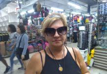 A jornalista Mônica Miranda espera dias melhores após a pandemia do coronavírus. Foto - arquivo pessoal
