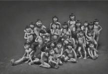 Crianças indígenas da Amazônia fotografadas por Sebastião Salgado