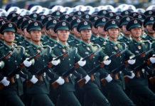 Governo chinês autoriza militares do país a receber uma vacina contra a Covid desenvolvida pelo laboratório CanSino Biologics. Imagem - redes sociais
