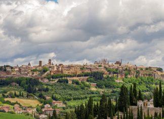 Orvieto, cidade italiana na região de Úmbria, que a chef chef de cozinha Marlena de Blasi e o marido Fernando escolheram para morar. Foto - Pixabay