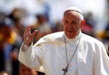 Papa Francisco, na sua viagem ao Brasil, adorou o suflê de goiabada com queijo de sobremesa. Foto - redes sociais