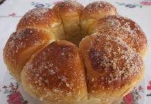 A famosa Rosca da Rainha, uma tradição da culinária mineira. Imagem - redes sociais