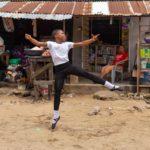 Anthony Mmesoma Madu, garoto nigeriano de 11 anos, ganhou bolsa de estudos numa das escolas de dança mais importantes do mundo. Foto - Leap of Dance Academy